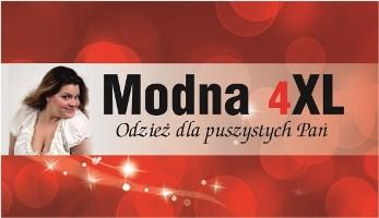 72b15b1ec4 Bluzka XL - Modna 4XL